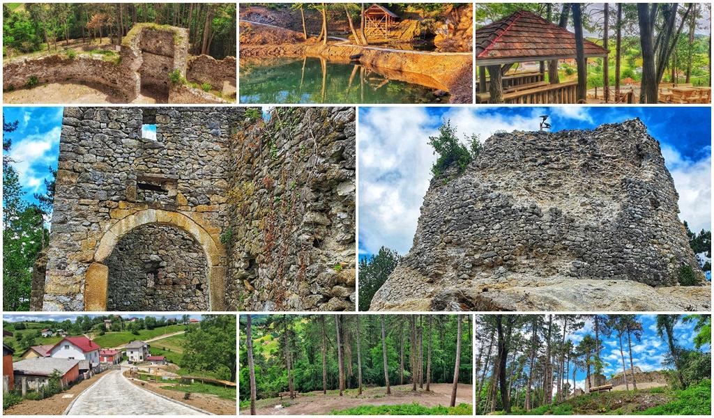Zidine i okolina Starog grada